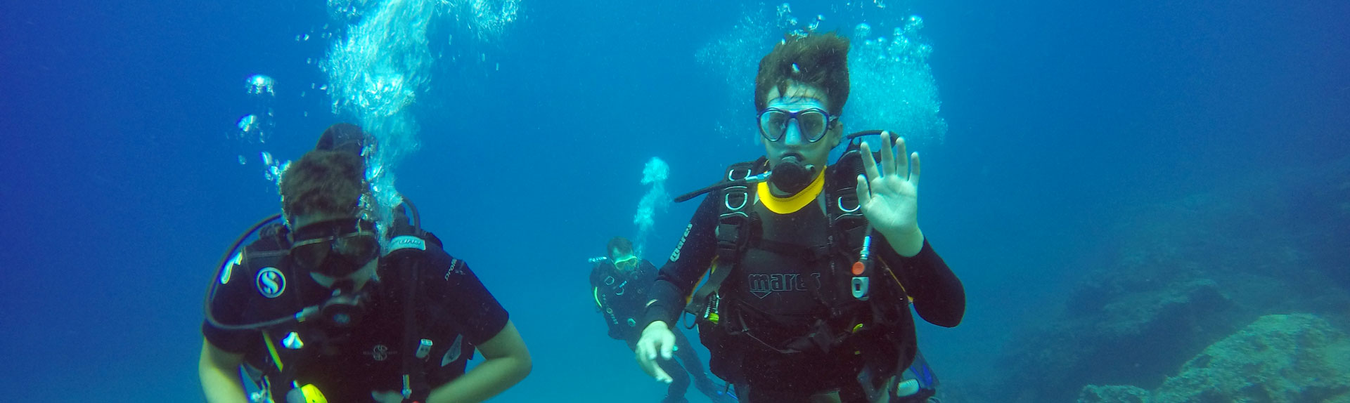 Discover Scuba Diving - Athens Divers Club